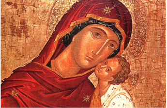 Our Most Holy Lady the Theotokos  and Ever-Virgin Mary