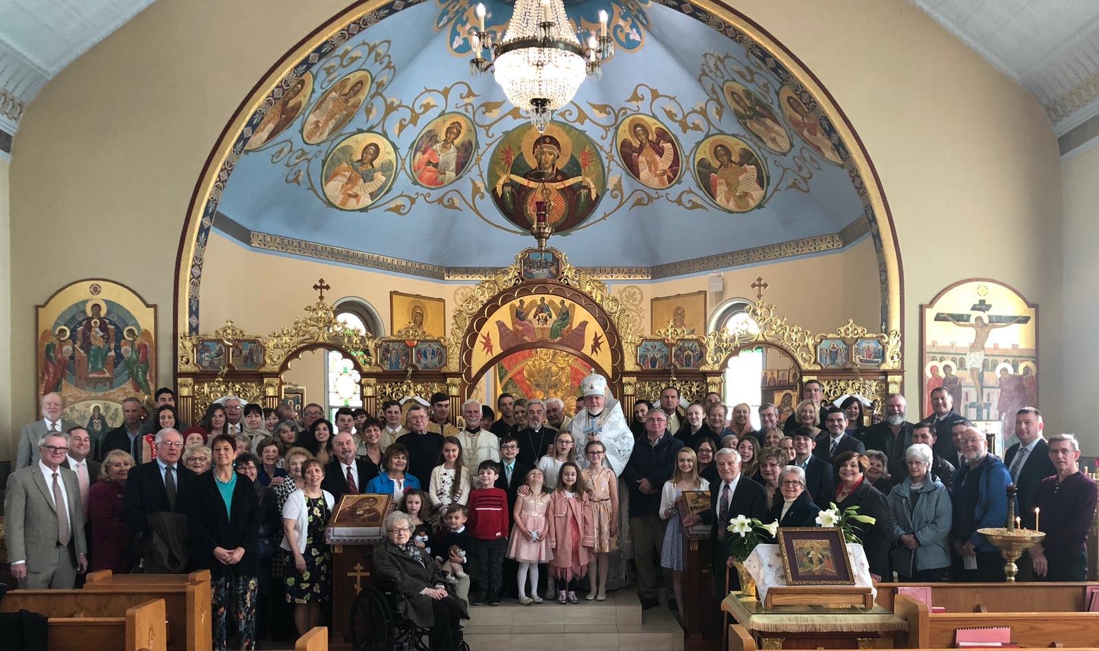 assumption of the virgin mary ukrainian orthodox church home