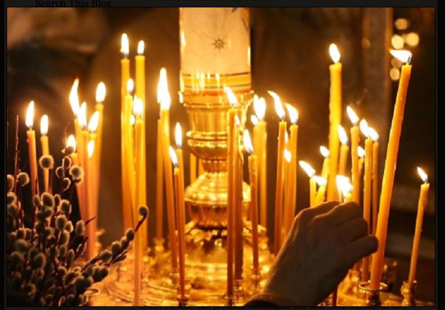 Assumption of the virgin mary ukrainian orthodox church why candles buycottarizona Gallery
